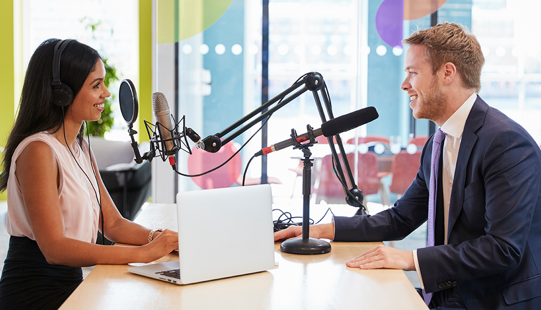 5 REASONS YOU SHOULD START A PODCAST FOR YOUR SMALL BUSINESS